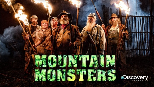 Destination  America Channel's,  hit series, Mountain  Monsters