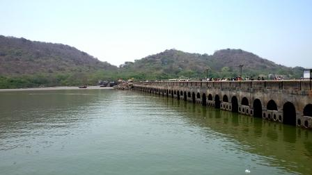 Jetty, Elephanta