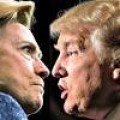 Trump VS. Clinton--the battle of the extremes