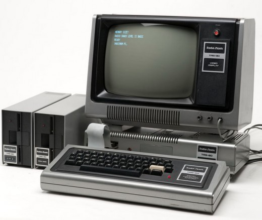 Millennials view their parents like this Radio Shack computer... way behind.