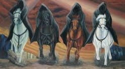 The Book of Revelations and The Four Horsemen