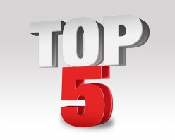 Top 5 Things I Like About Top 5 Lists