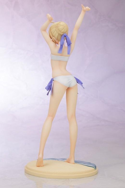 Kotobukiya swimsuit full body back side