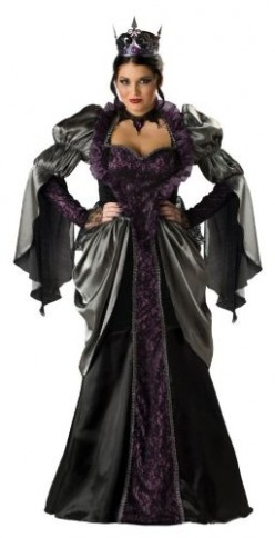 9 Dark Black Halloween Costumes for Women