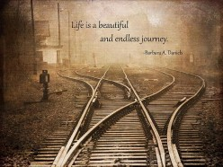 Life is a Beautiful and Endless Journey
