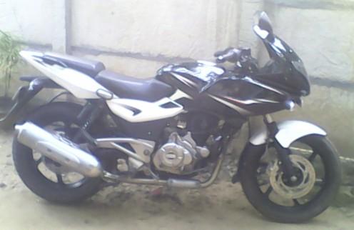 My B/W 220F