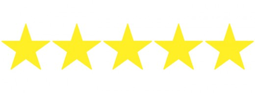 5 stars out of 5