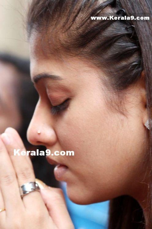 south indian actress Nayanthara
