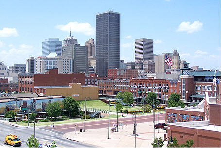 Oklahoma City Downtown