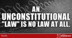 The CIA, FBI, DHS, and DEA are all unconstitutional