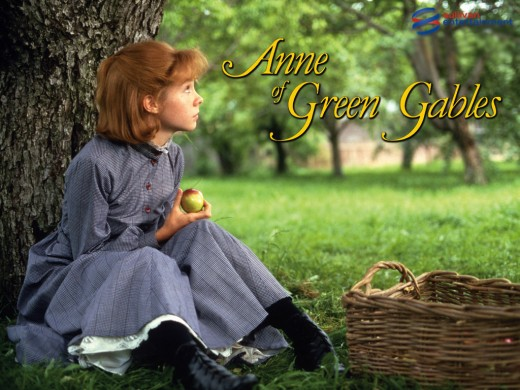 Anne of Green Gables: A coming of age classic of an outspoken orphan turned into and educated promising woman.