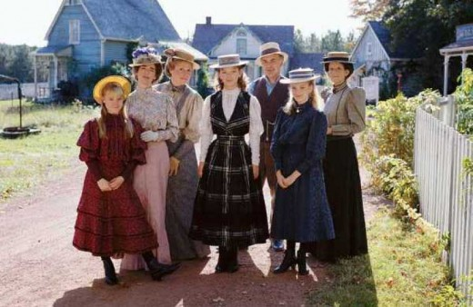 Road to Avonlea: Another coming of age series including some characters from Anne of Green Gables. It follows the lives of the community of Avonlea and the different circumstances that come along their path.