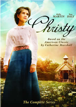 Christy: An uplifting movies series with a variety of tales to tell. An ambitious school teacher takes on all that comes in her path and succeeds with the help of her friends along the way.