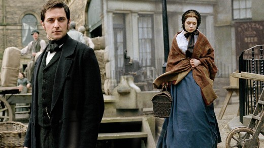 North and South: Opposites attract in the midst of conflict and catastrophe.