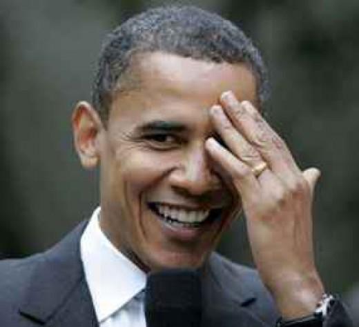 Obama:  Opposing the bill.
