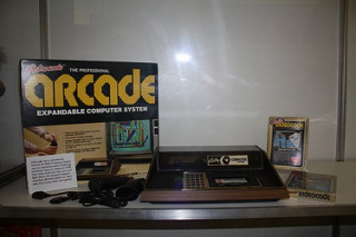 The Bally Astrocade is a 2nd generation video game console which was built by Midway, a division of Bally in the 1970s.