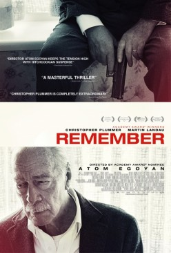 New Review: Remember (2016)