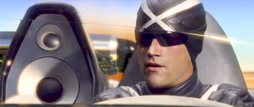 Matthew Fox as Racer X