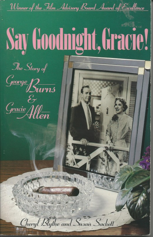 Say Goodnight, Gracie by Blyth and Sackett