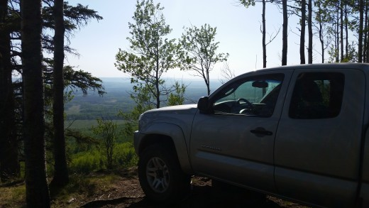Lookout at Bear Mountain, Dawson Creek BC 3619380