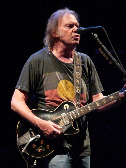 For over 5 decades Neil Young has continued to write a number of socially conscious anthems.