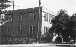 St. Scholastica School in the 1950's