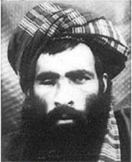 Mansoor's predecessor Mullah Omar.