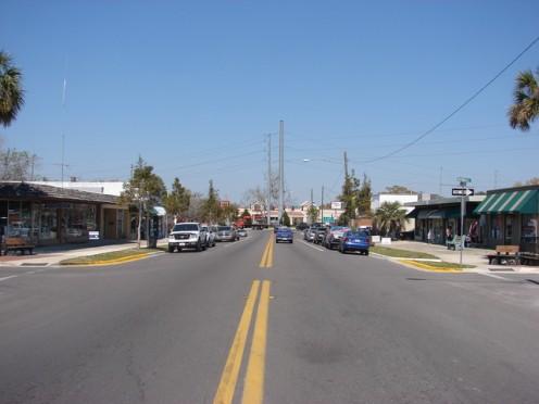 Main Street aka Hwy 21