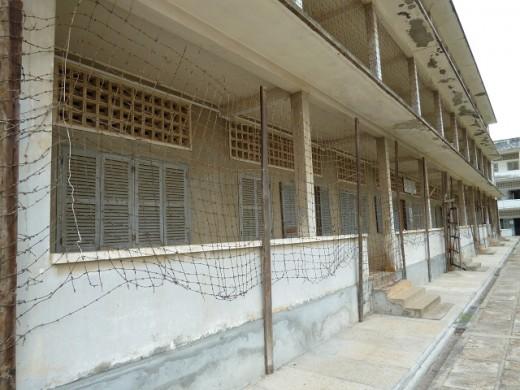 Tuol Sleng Phnom Penh S21 Prison