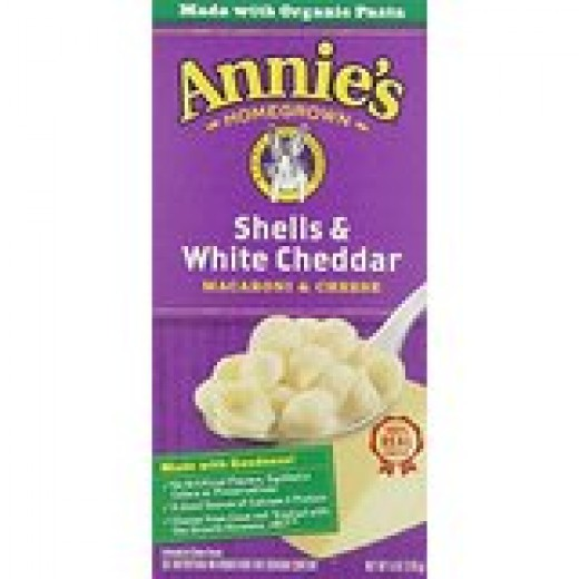 Shells and White Cheddar