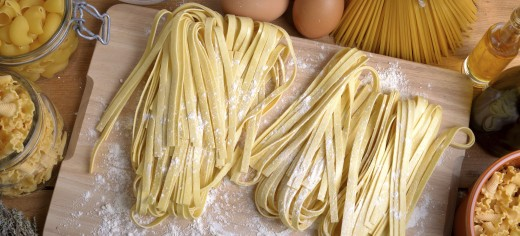 Pasta Recipes and Dishes