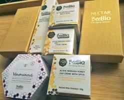 Let BeeBio bring out your beauty with New Zealand Manuka honey