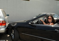 Britney Spears could make a good living teaching drivers to correctly parallel park