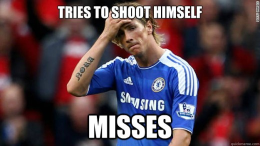 This is the savageness Torres has had to deal with!