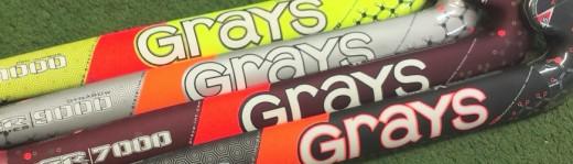 Grays Graphene Hockey Sticks