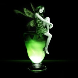 Always listen to the voice of absinthe.