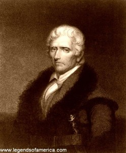 Essay on the Life of Daniel Boone