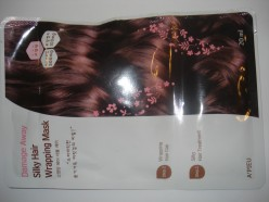 A'PIEU silky hair wrapping mask