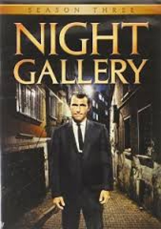 Night Gallery aired from 1970-1973 lasting three seasons. It featured 44 episodes focusing mostly on horror themes.