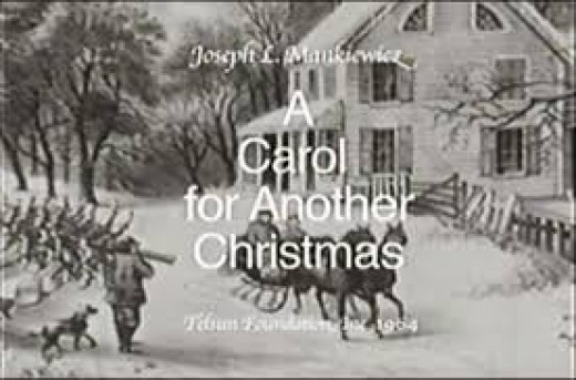 A Carol for Another Christmas was a T.V. movie released to American audiences in 1964.