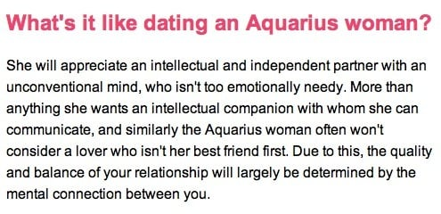 How to Win the Heart of an Aquarius Woman | PairedLife