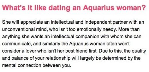 How to win back aquarius woman