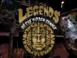 """""""Legends of the Hidden Temple"""""""