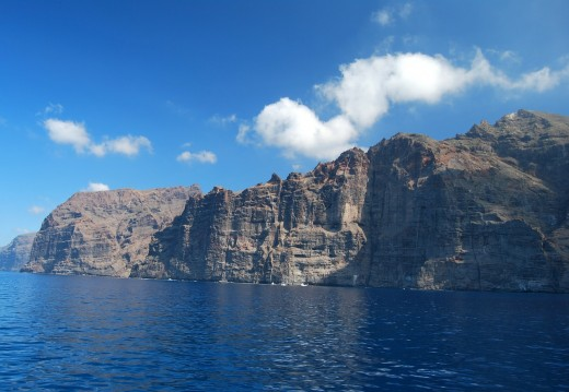 Giant Cliffs of Los Gigantes