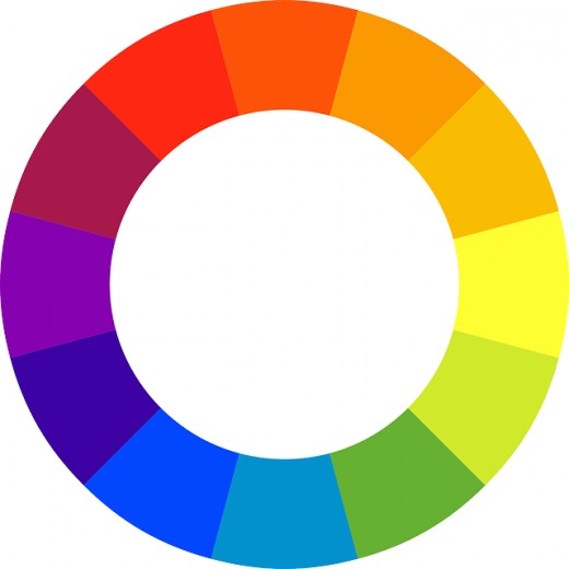 FIGURE 2 Most people have trichromatic vision and are able to see three basic colors.