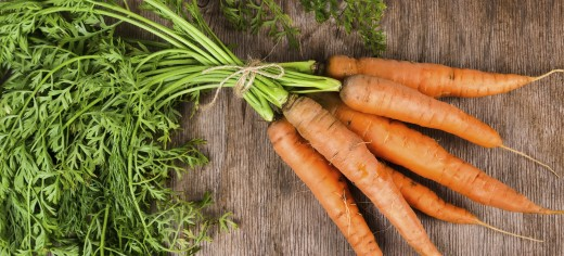 Carrots Dishes and Recipes
