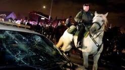 Congratulations   New Mexico  , California riot police !