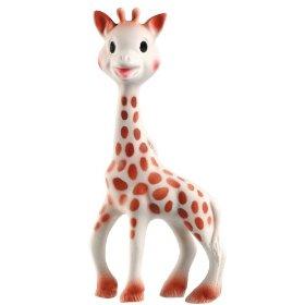 Vulli's Sophie the Giraffe - Natural Teething Toy!