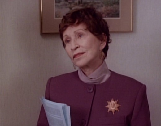"as Mrs. Groviak in the episode ""You Can Call Me Johnson"" (season 2)"