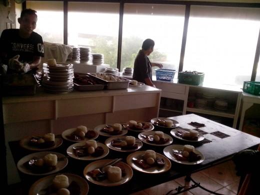 Breakfast , Photo Source: Ireno Alcala
